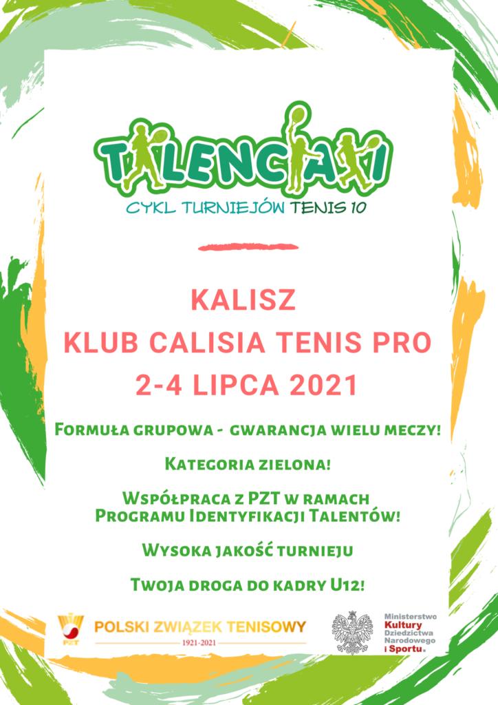 Talenciaki Kalisz Tenis